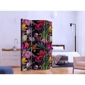 Room divider: Colorful Exotic [Room Dividers]