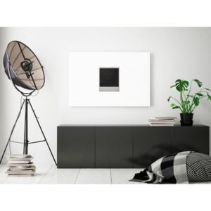 Canvas Print For Teenagers: Polaroid (1 Part) Vertical
