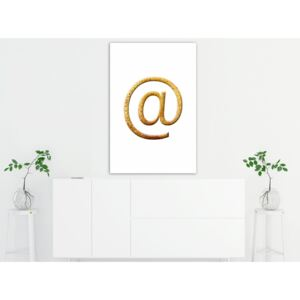 Canvas Print For Teenagers: You've Got Mail (1 Part) Vertical