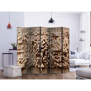Room divider: Stick Puzzle II [Room Dividers]