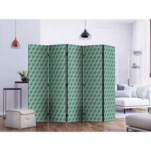 Room divider: Monochromatic cubes II [Room Dividers]