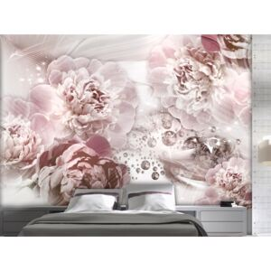 Wall mural Other Flowers: Composition With Peonies