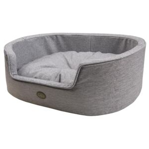 Le Chameau Dog Bed Grey S