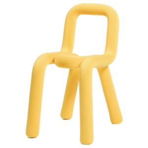 Bold Padded chair - Fabric by Moustache Yellow