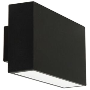 Smartwares Up and Down LED Wall Light 5,5 W Black 5000.485