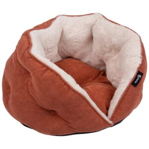 DISTRICT70 Cat Bed TUCK Terracotta