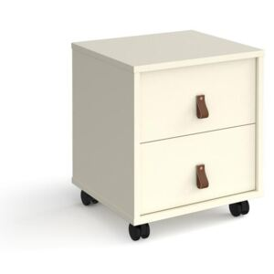 Universal Mobile Pedestal With Drawers 400mm Deep