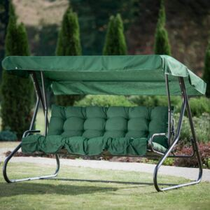 Replacement cushions with canopy for garden swing 170 cm Parma / Milano D001-32PB PATIO