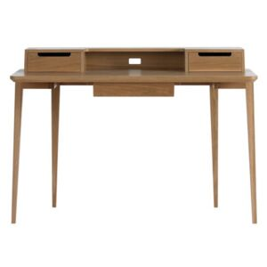 Treviso Desk by Ercol Natural wood