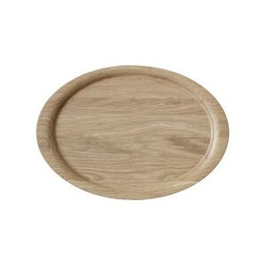 Collect SC64 Tray - / 40 x 28 cm - Solid oak by &tradition Natural wood