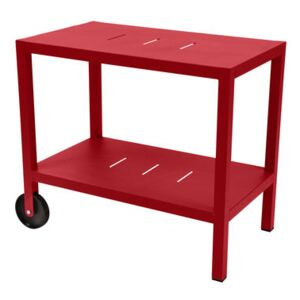 Quiberon Dresser - Plancha stand by Fermob Red