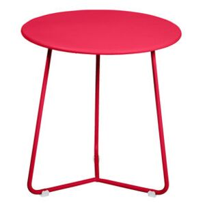 Cocotte End table - / Stool - Ø 34 x H 36 cm by Fermob Pink