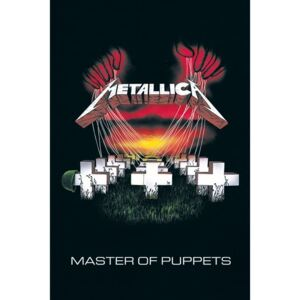 Poster Metallica - master of puppets, (61 x 91.5 cm)