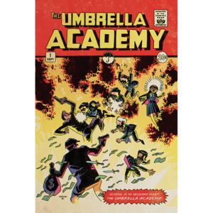 Poster The Umbrella Academy - School is in Session, (61 x 91.5 cm)