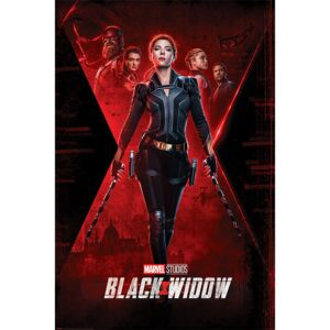 Poster Black Widow - Unfinished Business, (61 x 91.5 cm)