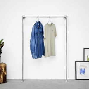 ZIITO W1L - Wall-mounted clothes rack