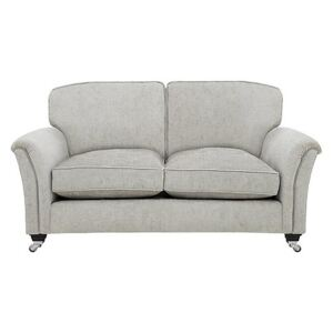 Parker Knoll - Devonshire 2 Seater Classic Back Fabric sofa - Grey