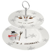 Christmas Tiered cake stands